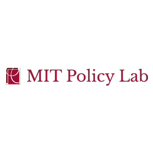 Logo of the Policy Lab at the Massachusetts Institute of Technology, MIT
